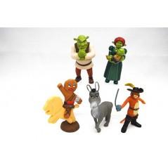 Colección figuras Shrek