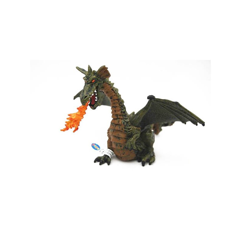Figura dragón Alado verde (Papo)