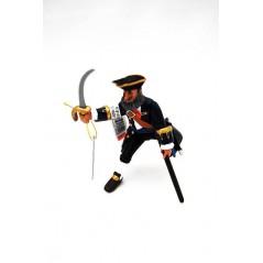 Figura Capitán Pato Palo (Papo)