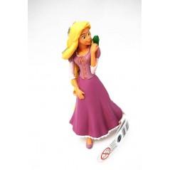 Figura Rapunzel con Flores
