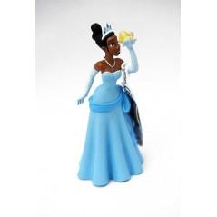 Figura Princesa Tiana y Sapo