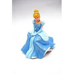 Figura Cenicienta princesa sentada