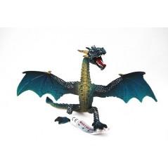Figura Dragón Azul (Bullyland)