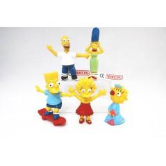 Colección figuras Los Simpson