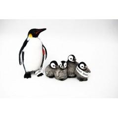 Figuras Pingüinos emperador