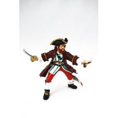 Figura Pirata Barbaroja (Papo)