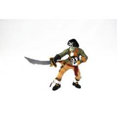 Figura Pirata Zombie (Papo)