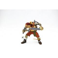 Figura Pirata mutante tortuga (Papo)