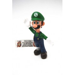 Figura Luigi Super Mario Bros