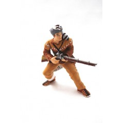 Figura Davy Crocket (Papo)
