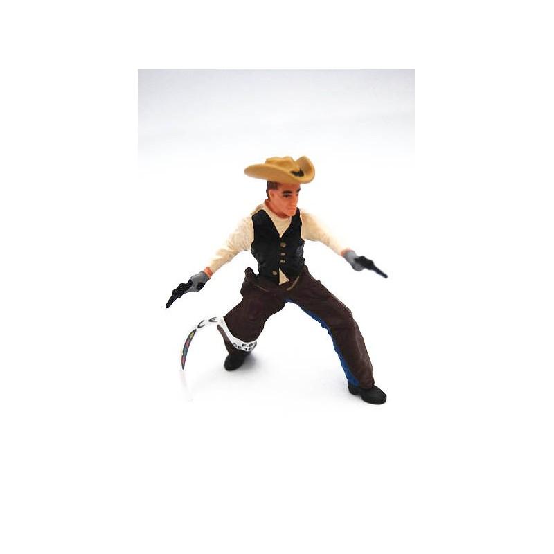Figura Cow Boy Billy (Papo)