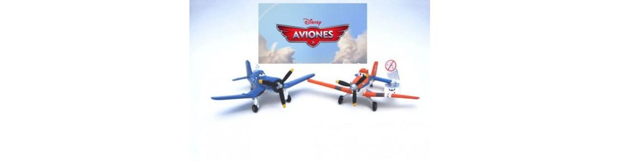 Chiffres d'avions de Disney