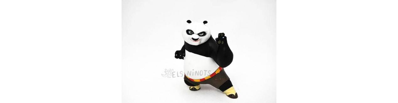 Figurines Kung Fu Panda