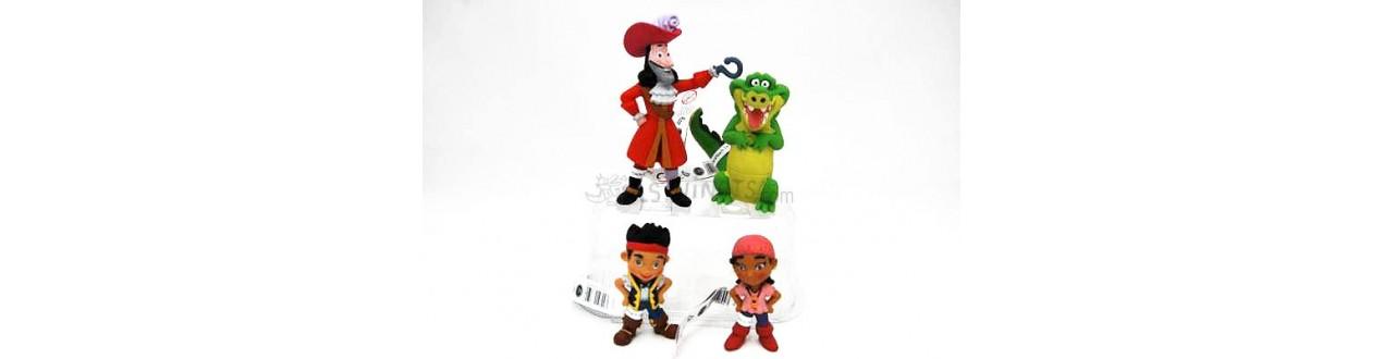 Figures Jake i els Pirates de mai més
