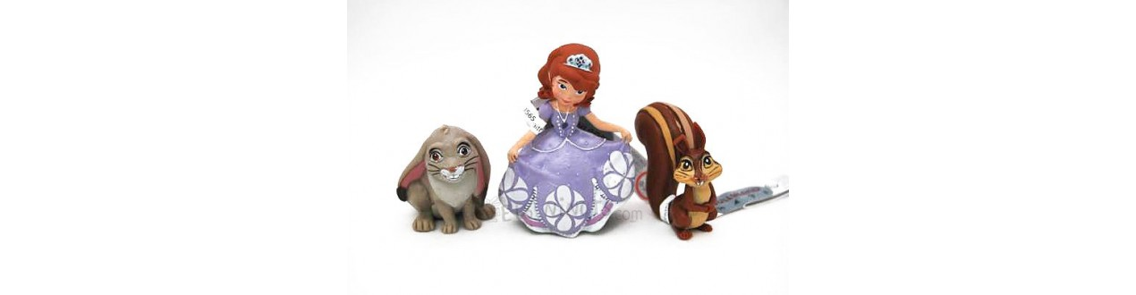 Personnages Disney Princesse Sofia