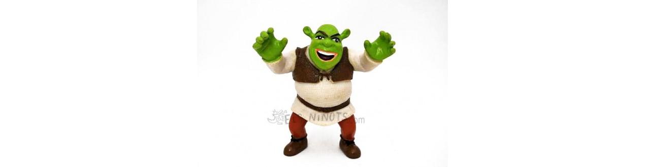 Figuras Shrek