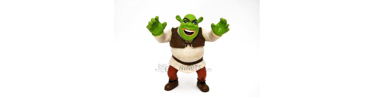 Figurines Shrek