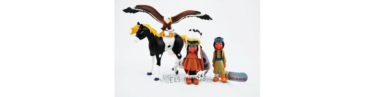 Figurines Yakari