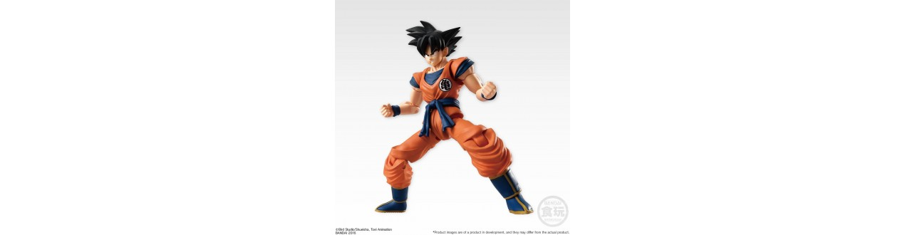 Figuras Dragon Ball Z