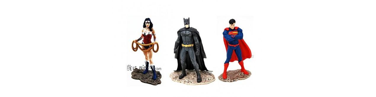 Figurines Super héros Schleich
