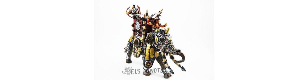 Figuras Las Bestias de la Guerra Plastoy