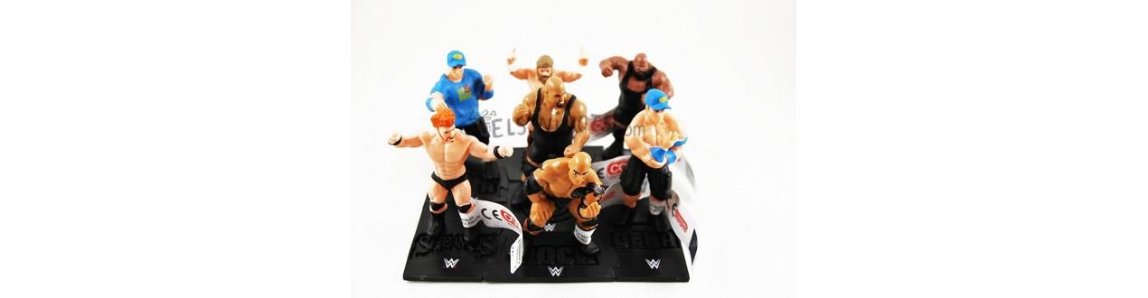 Figurines WWE lutte libre