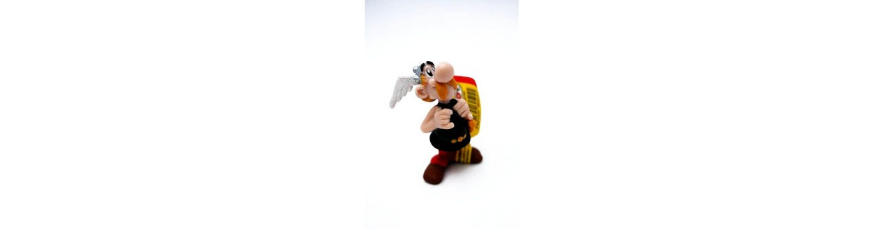 Figures de Asterix