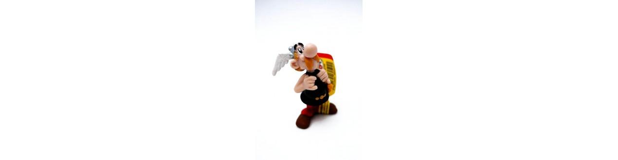 Figurines Astérix et Obélix