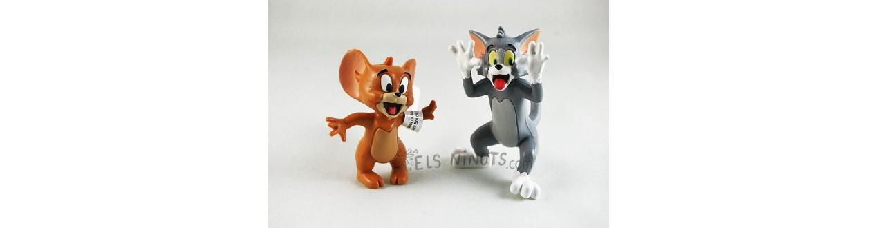 Figures de Tom i Jerry