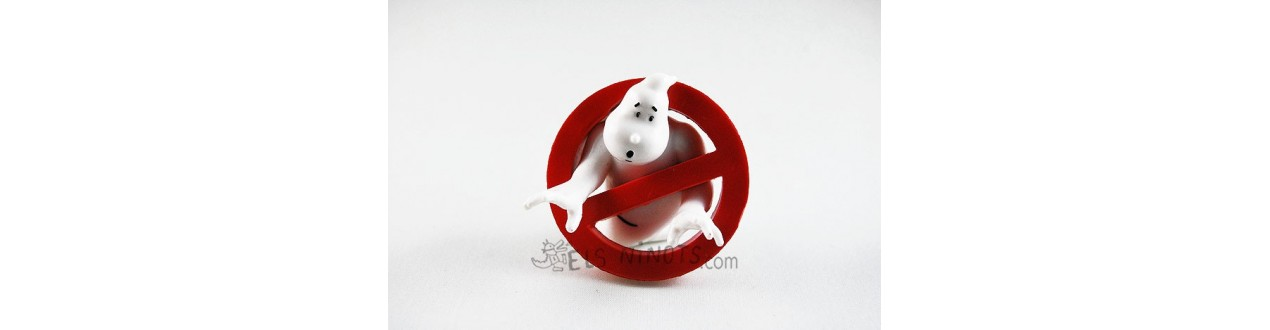 Figurines Ghostbusters