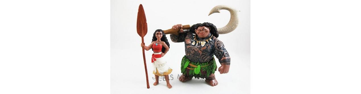 Figures de Vaiana