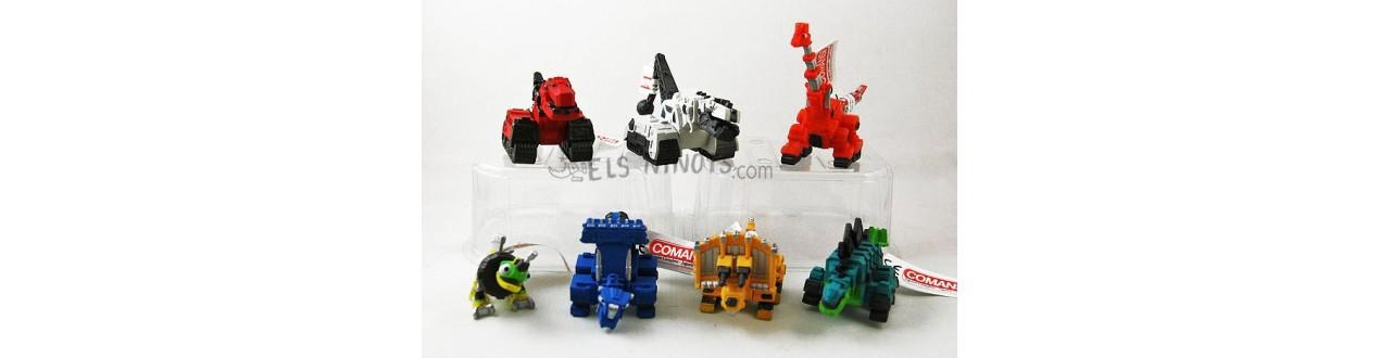 Figurines Dinotrux