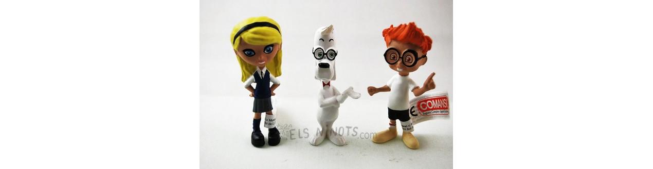 Figuras Peabody & Sherman
