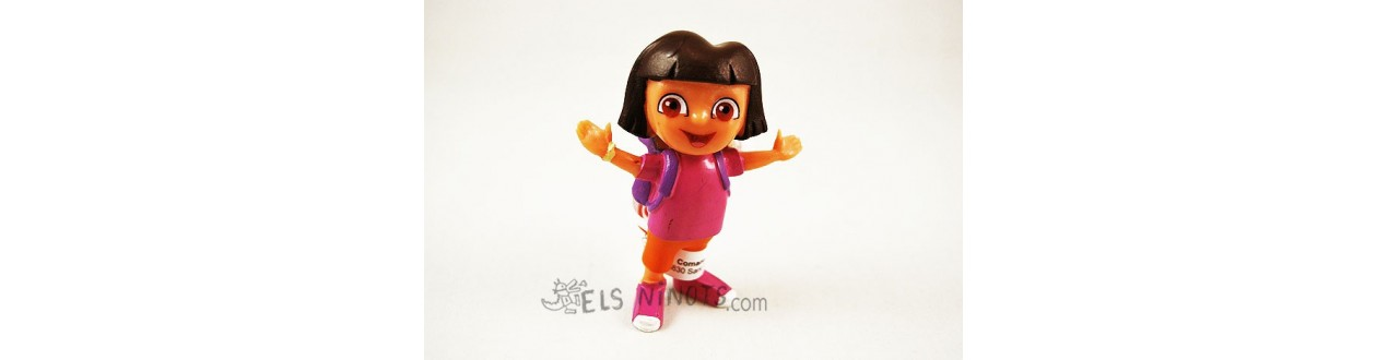 Figures de Dora l'Exploradora