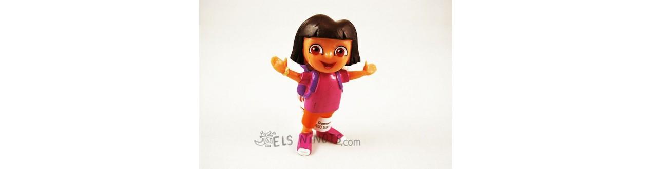 Figurines Dora l'Exploratrice