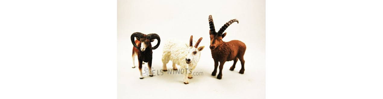 Figuras Animales del bosque Schleich