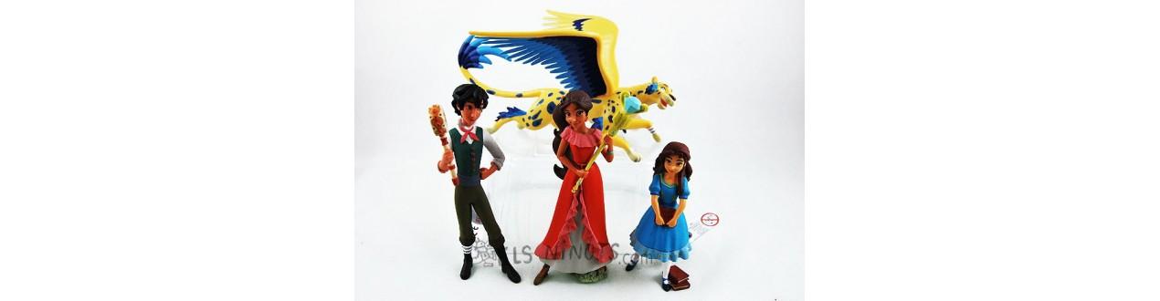 Figures de Elena d'Ávalor
