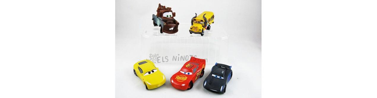 Figurines Cars 3 Disney