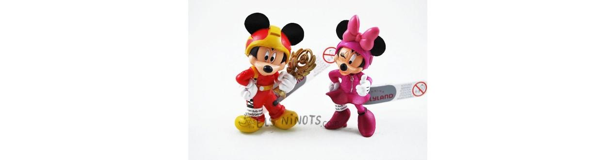 Figuras Mickey y los Superpilotos
