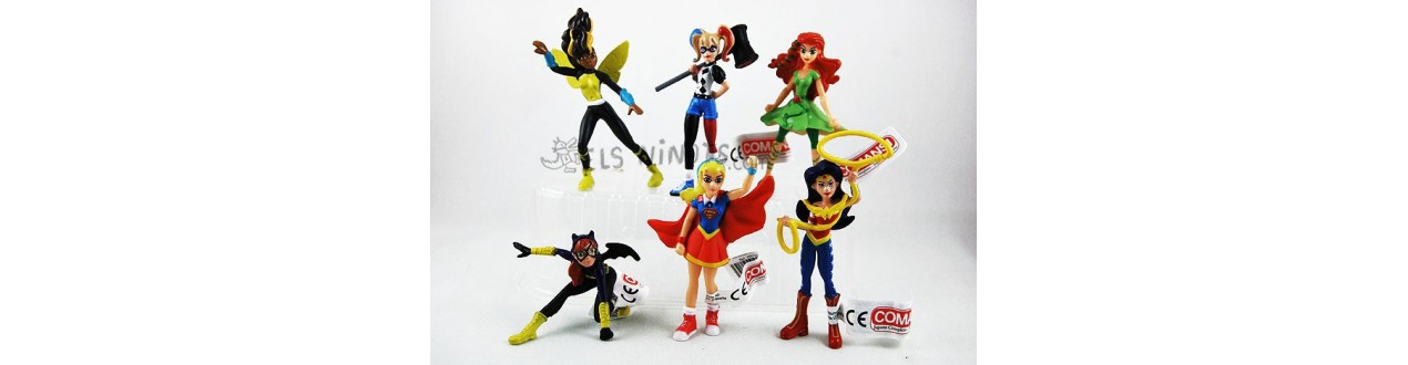 Figuras Super Hero Girls