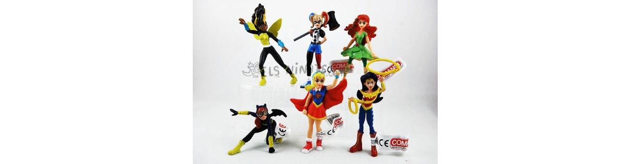 Figurines Super Hero Girls