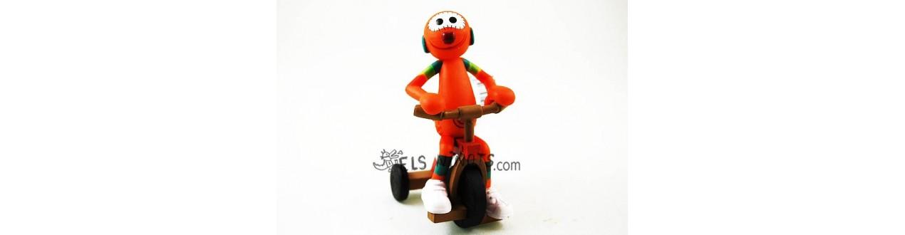 Figurine Mic Club Super 3