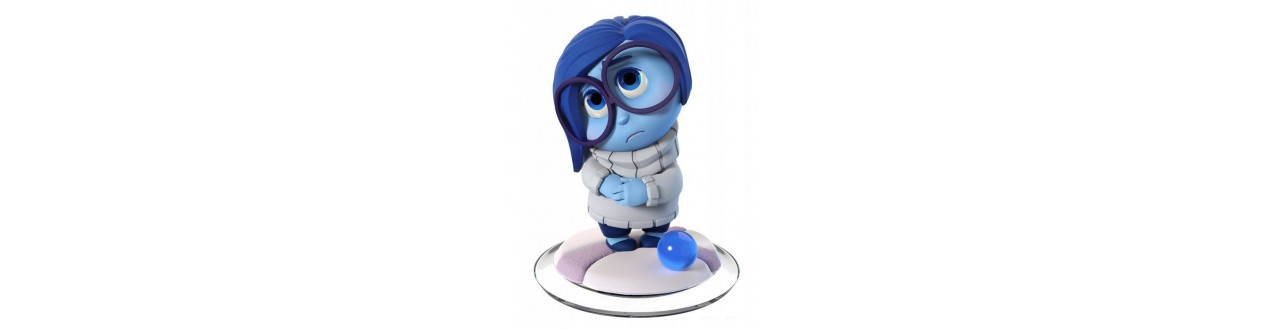 Figurines Inside Out film