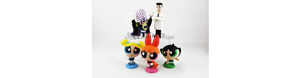 Figurines The Powerpuff Girls