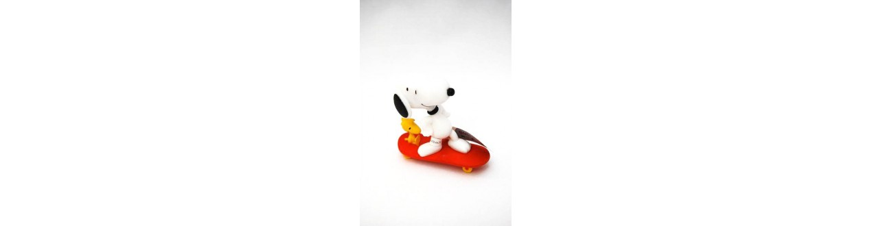 Figurines collection Snoopy
