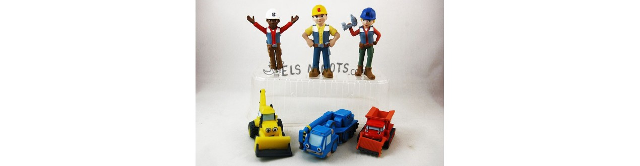 Figurines Bob le Bricoleur