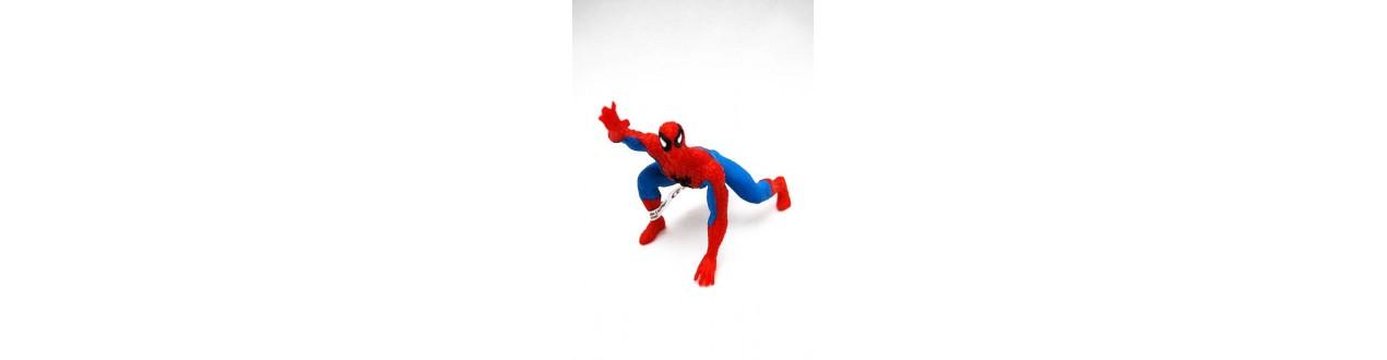 figuras coleccion superheroes