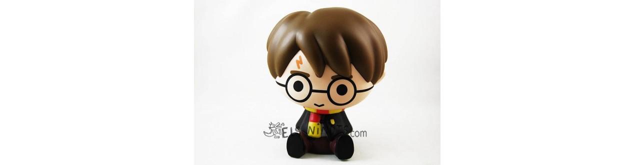 Huchas de Harry Potter