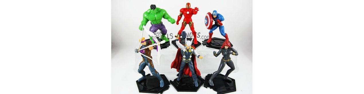 Figuras Avengers Marvel - Los Vengadores