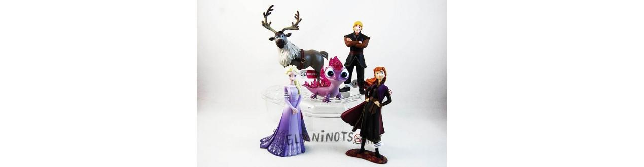 Figuras Frozen 2 Bullyland